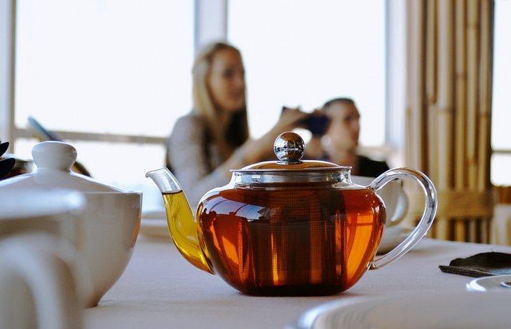 5 причин пить чай каждый день