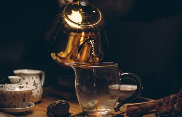 Восемь способов заваривания чая. Часть 2