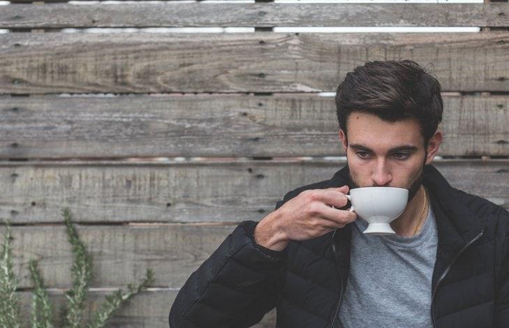 Чай матча вместо кофе