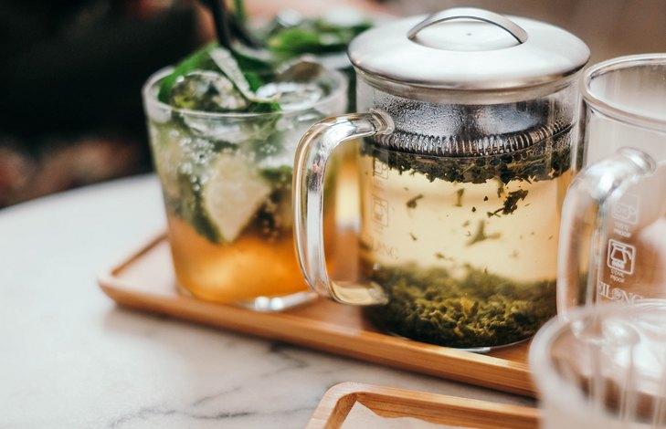 Какой чай поднимает настроение?
