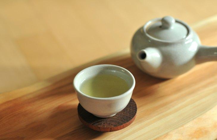 Зеленый чай, спринт и окисление жиров