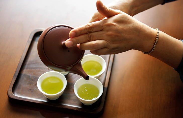 Польза чая Лунцзин