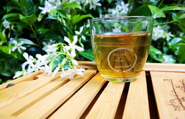 Польза чая с жасмином