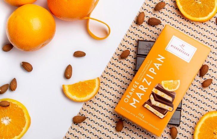 Рецепт апельсины в шоколаде.