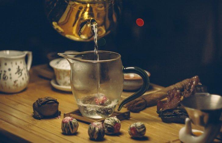 Что такое связанный чай
