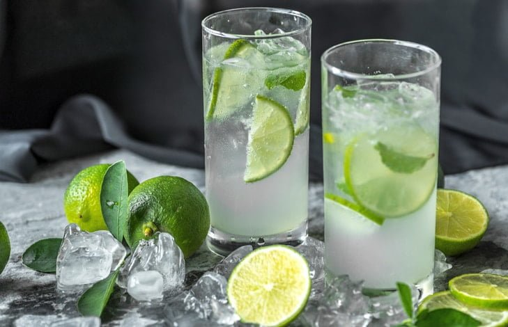 Рецепт Гранита с зеленым чаем