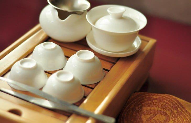 Способы заваривания чая
