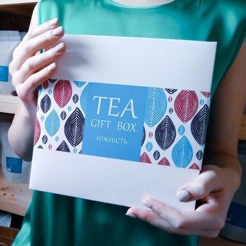 Подарочный набор чая Нежность
