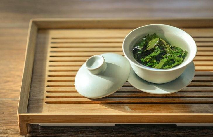 Полезные свойства чая Улун Алишань