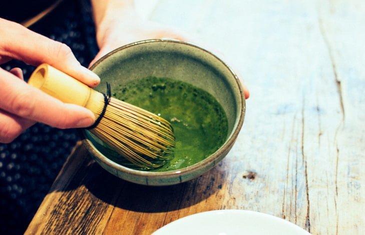 Рецепт чая Матча: Койтя и Усутя