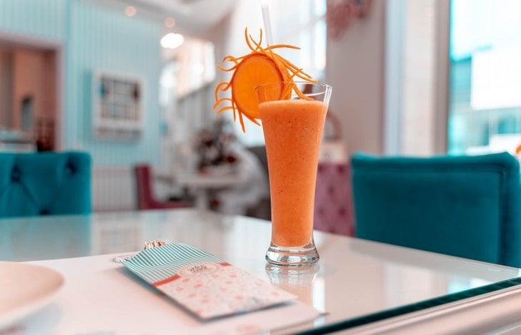 Рецепты блюд с оранжевой матча