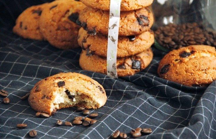 Рецепт творожное печенье к чаю